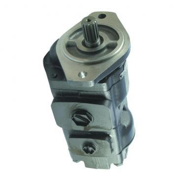 Double Jcb Pompe Hydraulique Pour Jcb 3CX Gris Cab 919/71400, 919/71500,