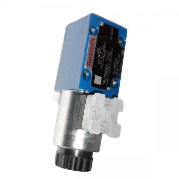 7) Valve hydraulic Distributeur hydraulique REXROTH R900976165   4/2   24VCC