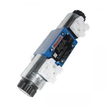 Distributeur pneumatique REXROTH 5811430000 + embase