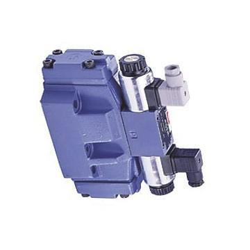 Distributeur hydraulique  WICKERS 4x2 Taille 3 rappel ressord 110Volts solenoid