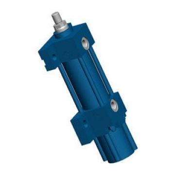 Bosch Rexroth Hydraulic Cylinder 7472AG0395 USED