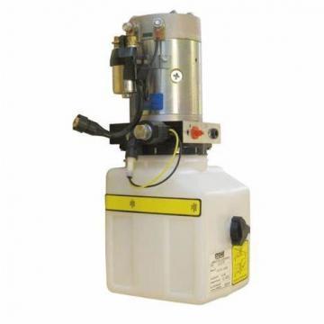 Delta HPR26636 4 Section Hydraulique Gear Pompe 18.5 Gpm 2000 Psi W/Soulage