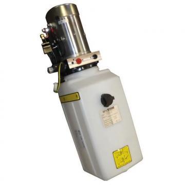 """Vickers Hydraulic Vane Pump V214 2 1 A 12 S214 2-3/4"""" L X 3/4"""" SHAFT RAD-SALES"""