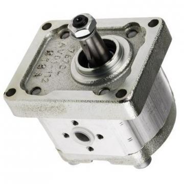 Bosch 0510225006 Pompe à Engrenage 4,0 Ccm ,Bride Tournant à Droite Léger Beschä