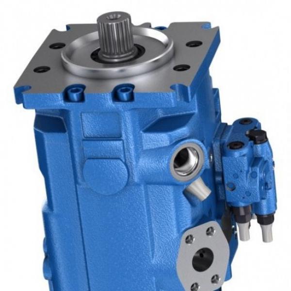 Hydraulique pompe à engrenages BOSCH REXROTH 0 510 465 340 #1 image